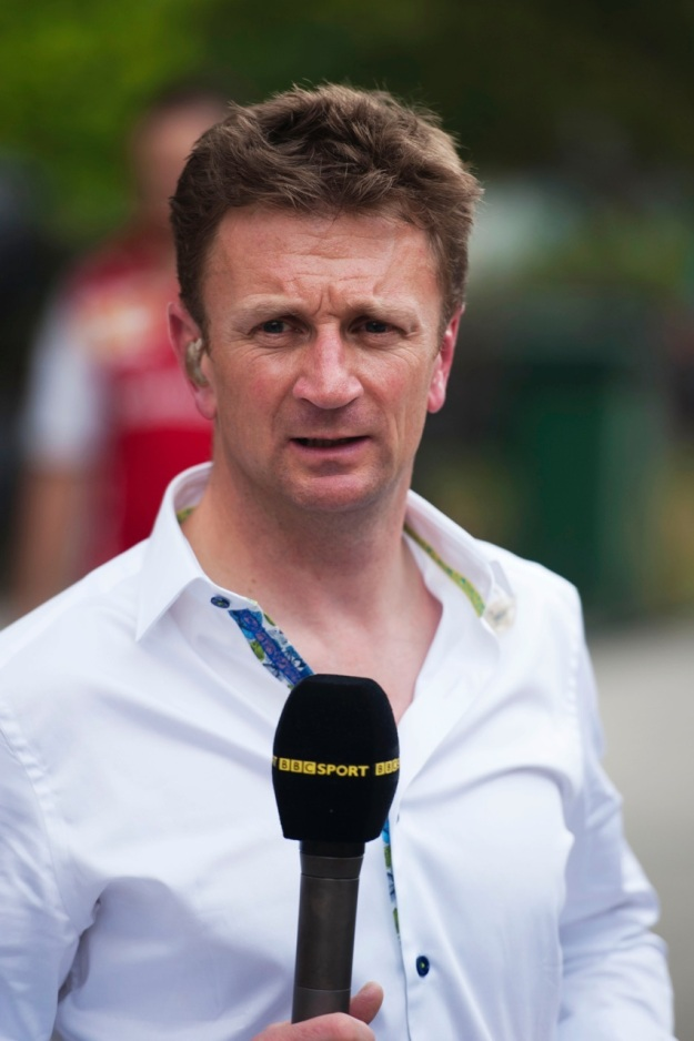 Allan McNish Sports 1 Like No Other