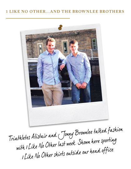 1 Like No Other and The Brownlee Brothers
