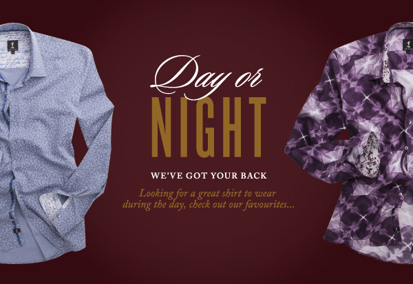 Day or Night We've Got Your Back