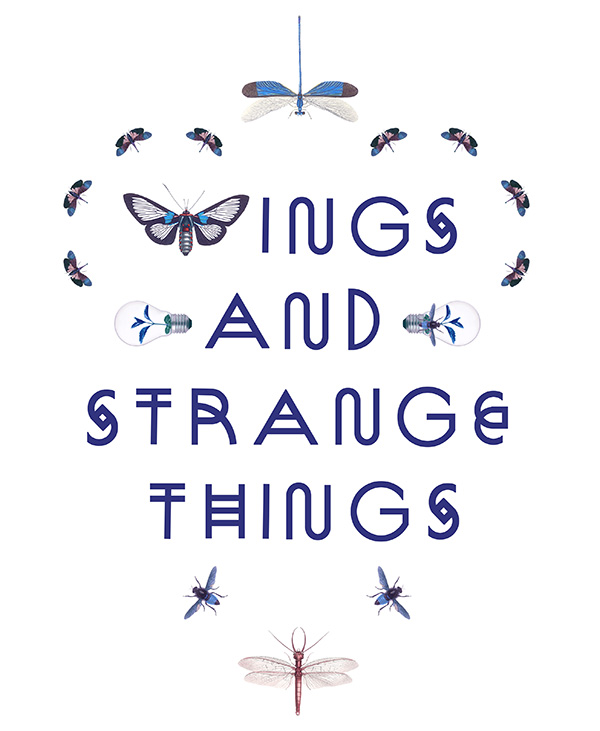 Introducing Wings and Strange Things